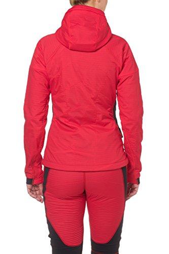 Giacca Flame Donna VAUDE Bormio Rosso modello FdZdqfw