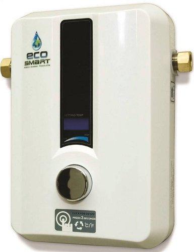 ECOSMART GREEN ENERGY PROD ECO 8 Water Heaters