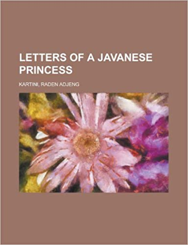 Book Letters of a Javanese Princess