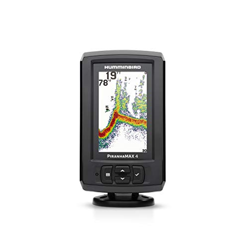 Humminbird 410150-1 PiranhaMAX 4 Fish Finder