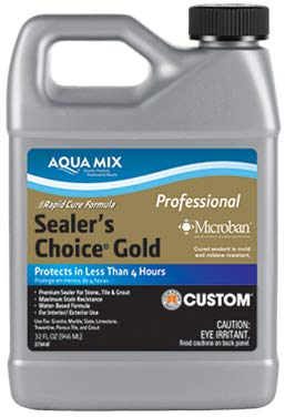 Aqua Mix Sealer's Choice Gold Quart