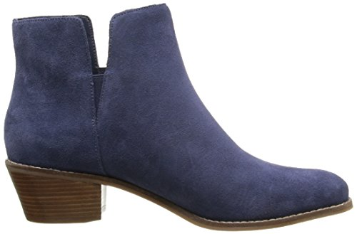Cole Haan Women's Abbot Boot, Blazer Blue Suede, 9 B US by Cole Haan (Image #7)