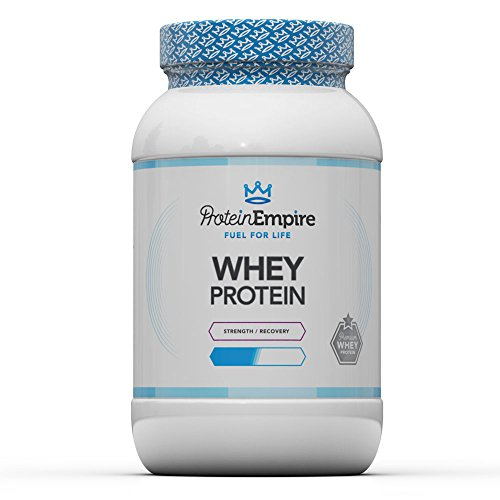 Protein Empire Pure Whey Protein Concentrate | 1kg Sports Supplement for...
