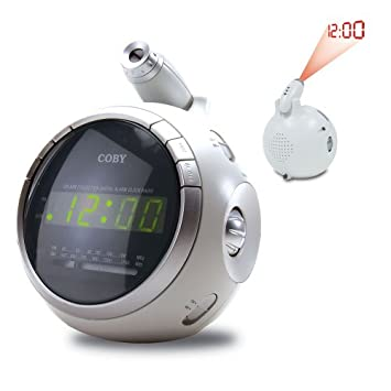 Amazon.com: Coby cr-a78 Digital Am/Fm Radio Reloj ...
