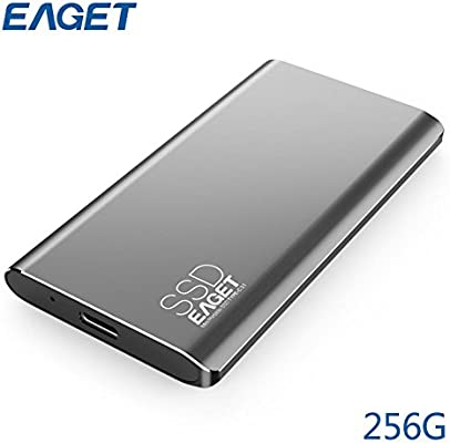 Roful Disco Duro portátil, EAGET M1 Type-C 128 / 256GB Tipo-c USB ...