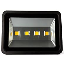 Morsen 200W Led Flood light For Outdoor Lighting Fixture 500W HPS Bulb Equivalent Daylight White 85-265V
