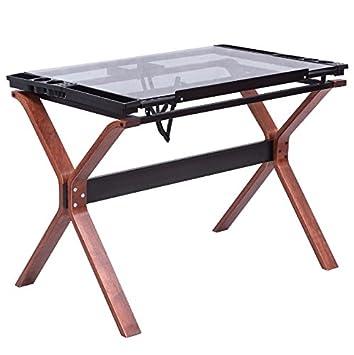 Ajustable mesa de dibujo de escritorio pintura escritura lectura ...