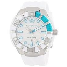 TechnoMarine Unisex 512003S Black Reef Watch