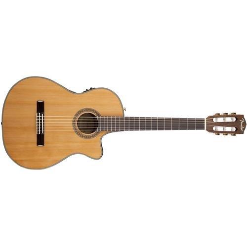 fender acoustic nylon - 7
