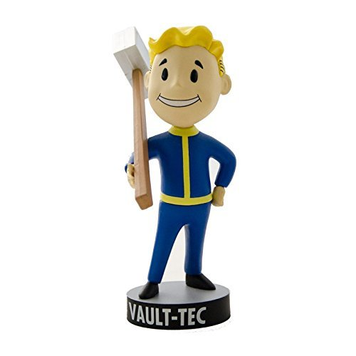 Fallout 4 Vault-Tec Vault Boy 111 Melee Weapons Bobblehead (Best Melee Weapon Fallout 4)
