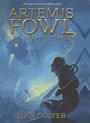 book cover of The Atlantis Complex