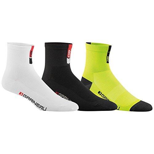 UPC 775504951102, Louis Garneau Conti Sock 3 Pack Multi Small / Medium