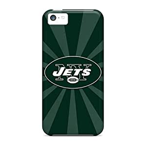 Iphone 5c Liq7077Bgzh Provide Private Custom Beautiful New York Jets Pictures Shock Absorbent Hard Phone Case -JohnPrimeauMaurice