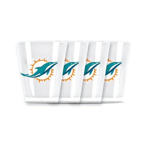 Miami Dolphins Shot Glass - 6