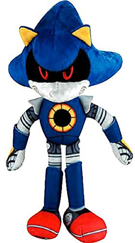 TOMY Sonic Boom Plush, Metal Sonic, Small by TOMY