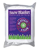 BUFFALO BATT & FELT CB1166 Snow Blanket for Christmas Decoration, 45 by 99-Inch