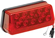 Wesbar 281595 Left Hand LED Wrap-Around Tail Light one size