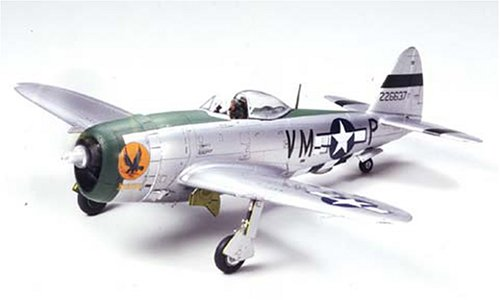 (1/48 propeller action series P-47D bubble top (propeller action))