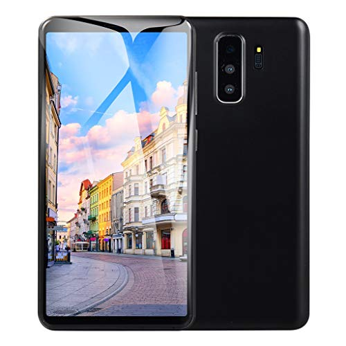 2019 New Unlocked Mobile Smart Phone5.8 inch Dual HD Camera Android 6.0 1G+4G GPS 3G Smart Call Phone Suitable for Facebook - Mp3 Camera Unlocked