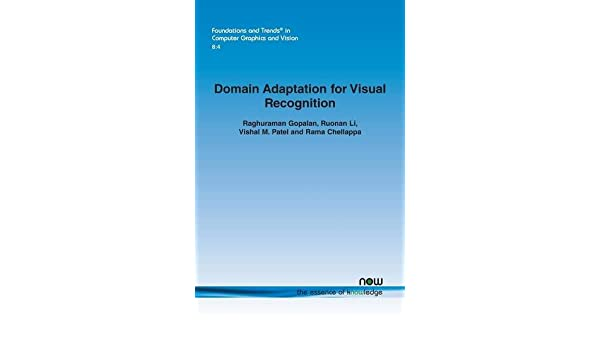 domain adaptation for visual recognition foundations and trends in