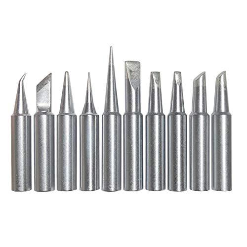 BEST Replacement HAKKO T18 Soldering Tip For HAKKO FX-888D FX-888 FX-8801 (10 pcs tip set)