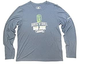 Brooks Rock 'N' Roll San Jose Long Sleeve T-Shirt Mens Midnight Blue