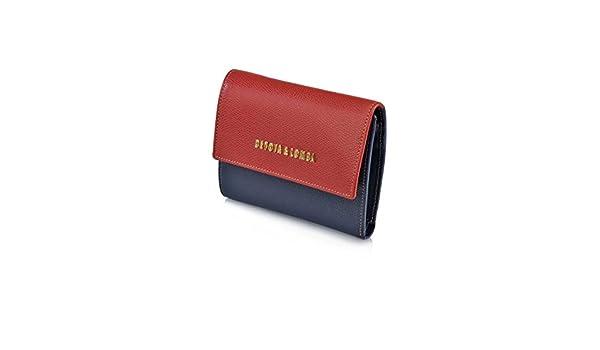 Victorio & Lucchino Billetero para Mujer Devota y Lomba Rojo 544 Outlet: Amazon.es: Zapatos y complementos