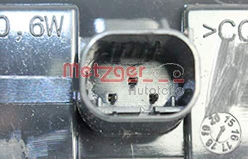 METZGER 2310515 Bedienelemente