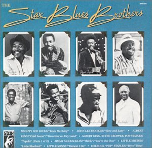 UPC 025218854740, Stax Blues Brothers