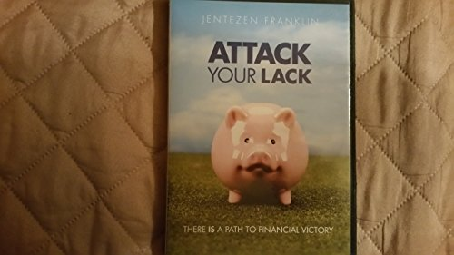 Attack Your Lack  There Is A Path To Financial Victory  2 Audio Cd Set  Jentezen Franklin