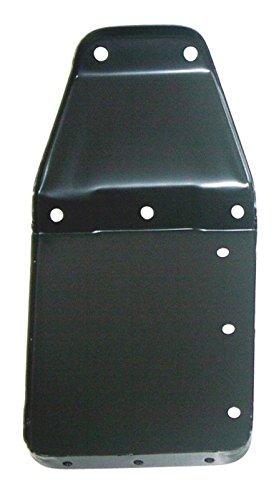 Rocker Box End Cap - LH - 69-72 Blazer; 70-72 ()