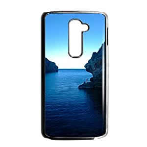 blue sea and sky personalized high quality cell phone case for LG G2