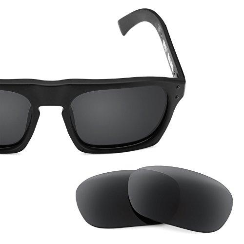 Verres de rechange pour Spy Optic Balboa — Plusieurs options Noir - Polarisés