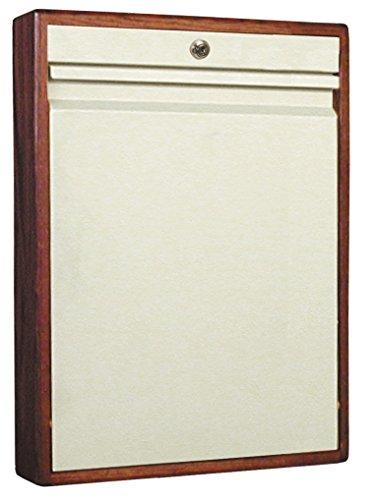 Omnimed 291533CHR Elite Self Close Wall Desk, Cherry Trim by Omnimed