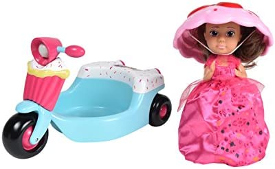 Cupcake Surprise Sweet Scooter Playset product image