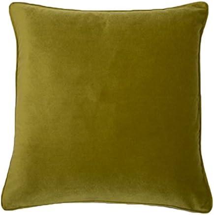 Cuscini Verde Acido.Malini Verde Acido Cuscino Velluto 43 X 43 Amazon It Casa E Cucina