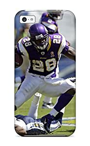 Faddish Phone Adrian Peterson Football Case For Iphone 5c / Perfect Case Cover