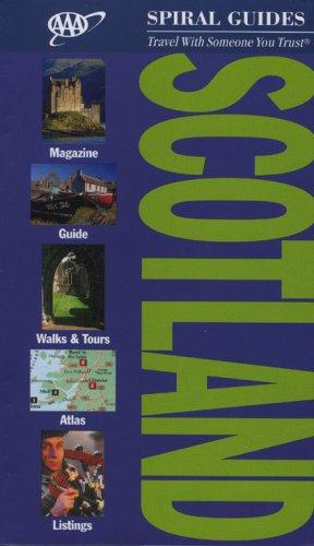 AAA Spiral Scotland (AAA Spiral Guides: Scotland) -