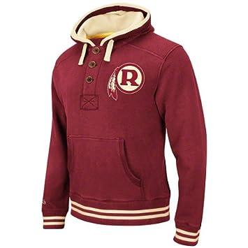 best authentic 00b73 33810 Amazon.com : Washington Redskins Burgundy Mitchell & Ness ...