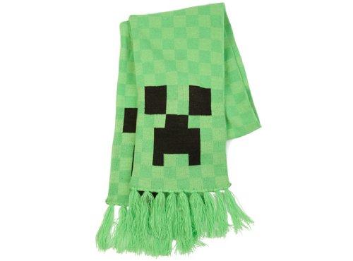 JINX Creeper Scarf One Size Green