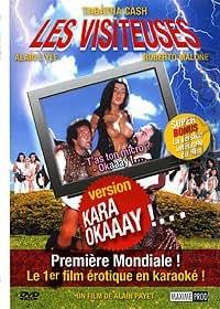 Les Visiteuses - Version karaokaaay ! [Francia] [DVD]