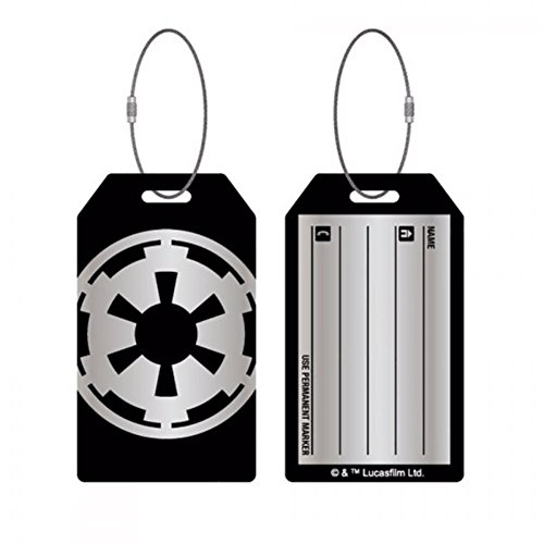Star Wars Galactic Aluminum Luggage