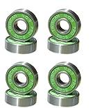 Mini Skater 10 ABEC 7 ABEC-7 608 Wheel Bearings F