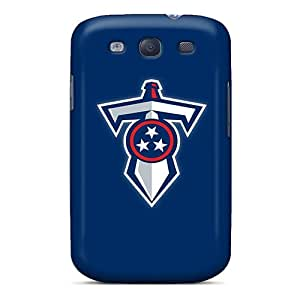 Anti-scratch And Shatterproof Tennessee Titans 3 Phone Case For Galaxy S3/ High Quality Tpu Case