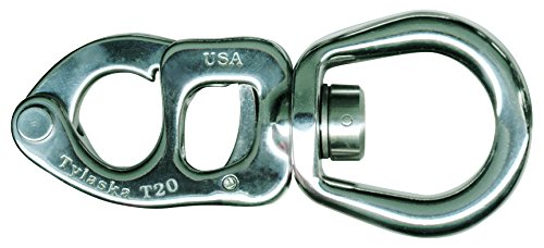 (Tylaska T20 Trigger Release Snap Shackle (Large Bail))