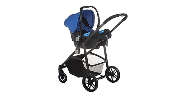 Nurse Roller 2/3 - Sistema modular de silla de paseo y capazo, color royal/negro: Amazon.es: Bebé