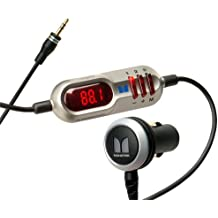 Monster RadioPlay 300 Universal Full Spectrum FM Transmitter MBL-FM XMTR300 (Discontinued by Manufacturer)