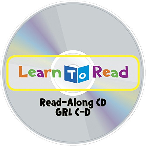 Creative Teaching Press Learn to Read-Along CD, Level C to D, Books Not Included ()