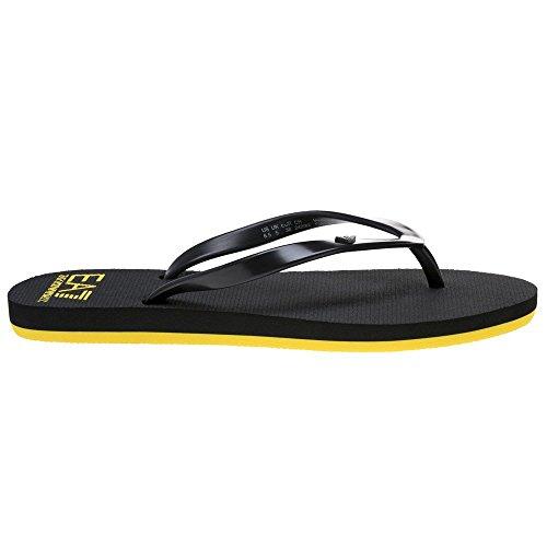 Ea7 W Active Core Sandalo Flop Nero Donna Flip arErxq