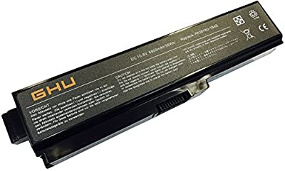 New GHU Battery 12 cell PA3819U-1BRS 8800 mAh for Toshiba Satellite PA3817U-1BRS A665-S6050 C655 L600 L675D L700 P745 L745 L750 P755 P775 L655 PA3819u-1bas PA3816u-1brs PA3817u-1bas PA3818u
